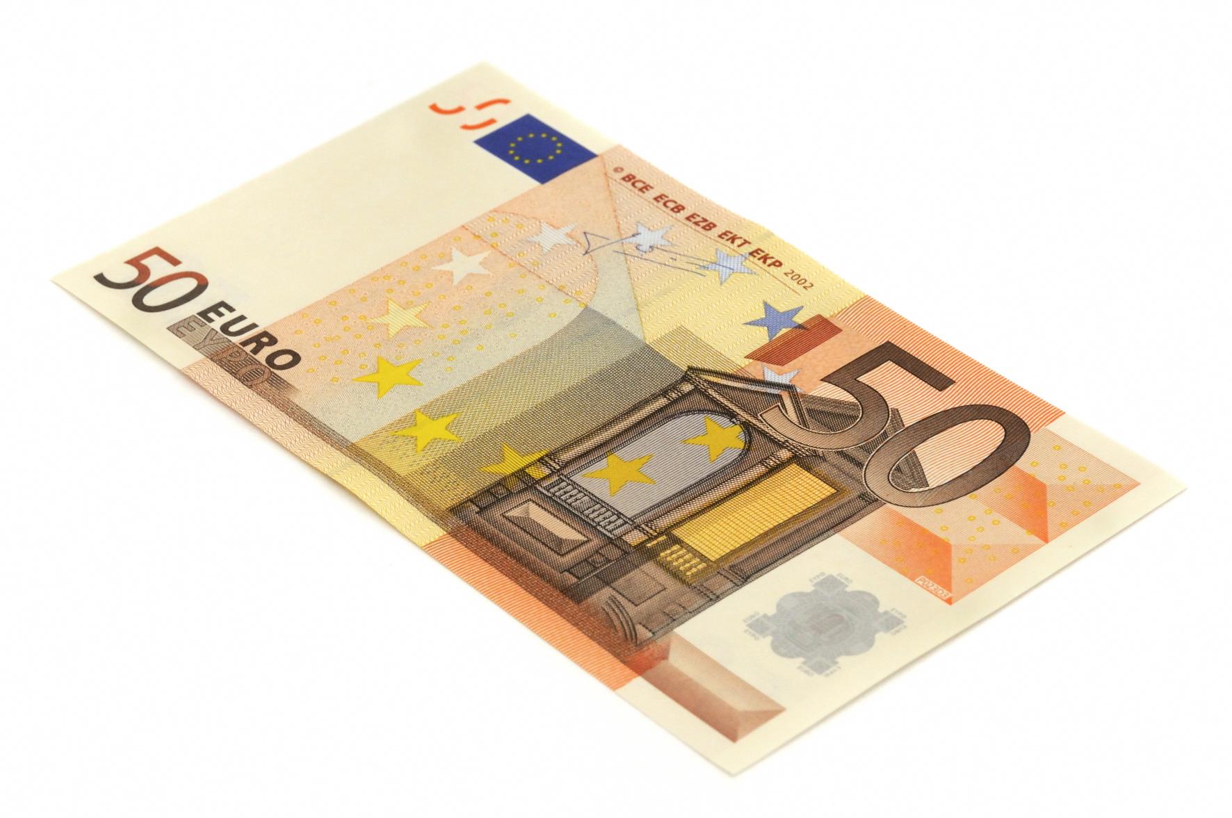 50 euro bill 1 for Cuisine 500 euros