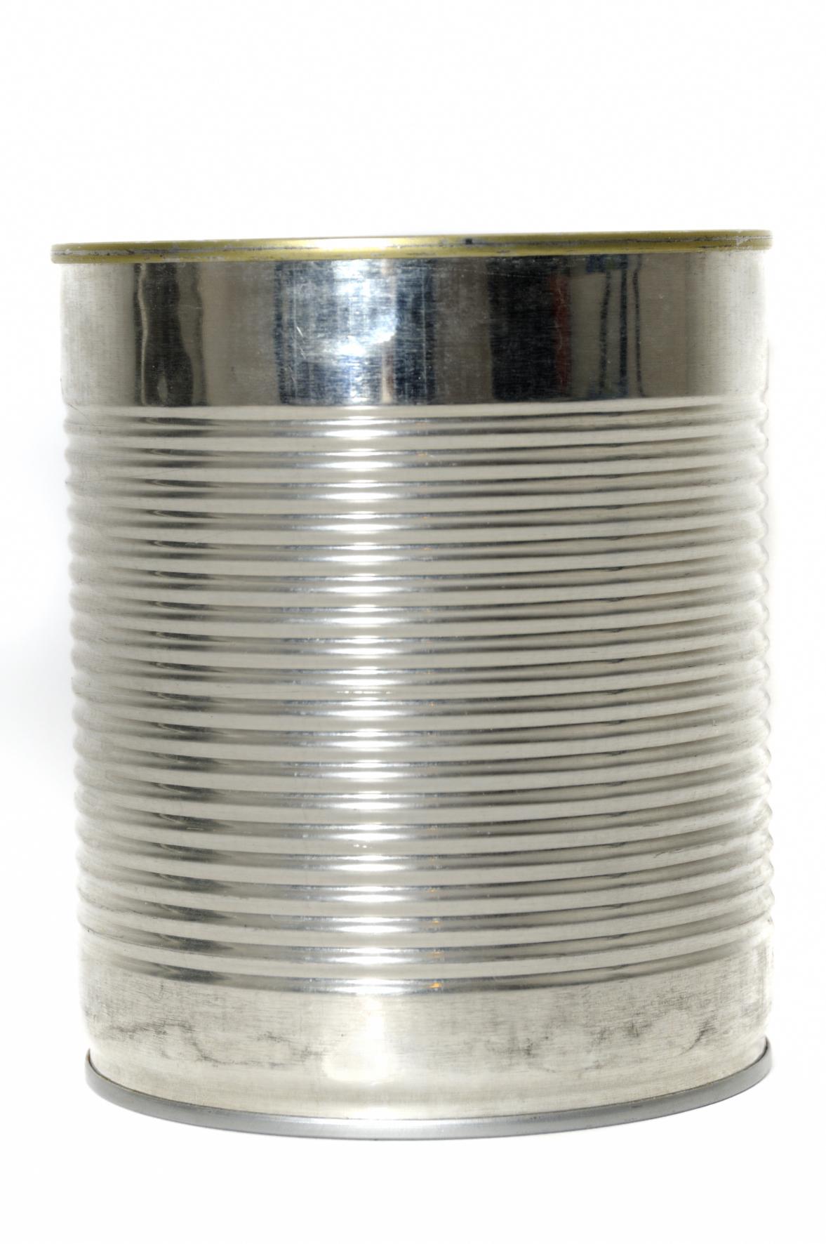 Boite de conserve 6 objets toute image niffylux banque d 39 images - Customiser des boites de conserves ...