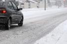 Circulation voiture neige #1