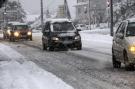 Circulation voiture neige #5