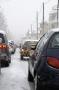Embouteillage neige #2