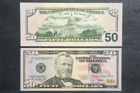 Billets 50 dollars #14