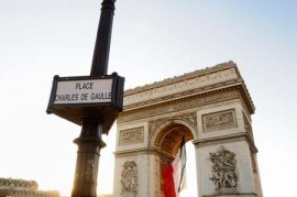 Arc de triomphe Paris #10