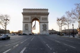 Arc de triomphe Paris #12