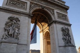 Arc de triomphe Paris #8