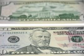 Objects : 50 dollar bill #13